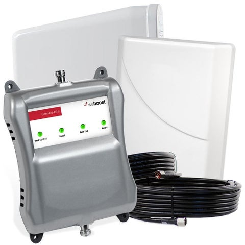 weBoost Connect 4G-X Home Cell Phone Signal Booster 471104