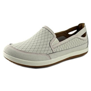 Cobb Hill by New Balance Zahara Women N/S Round Toe Synthetic Gray Loafer