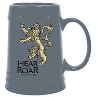 Game Of Thrones Ceramic Stein: Lannister House Sigil - Multi