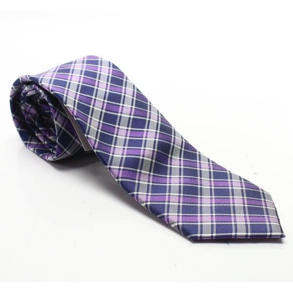Tommy Hilfiger mens Tommy Hilfiger Mens Skinny Core Neat Ii Tie Necktie