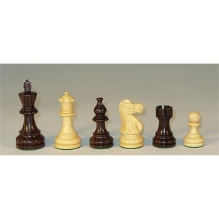 WorldWise Imports 40RC Rosewood Classic Chess Piece