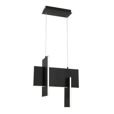 Eurofase Coburg 1 Light Integrated LED Pendant Light