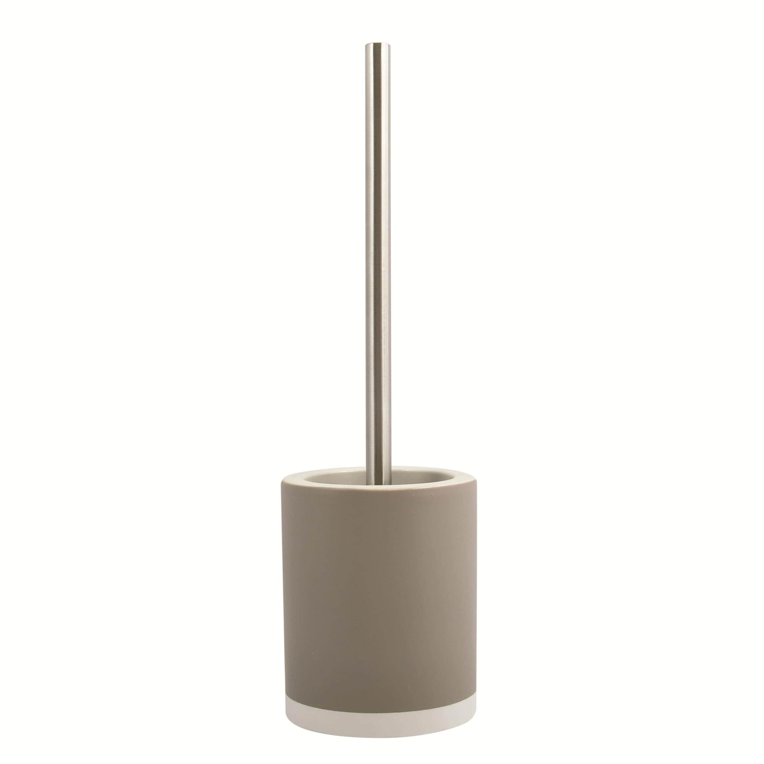 Toilet Brush And Holder MSV-France Cagliari Aqua Soft Ceramic