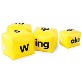 Inflatable Word Family Blocks By Learning Resources