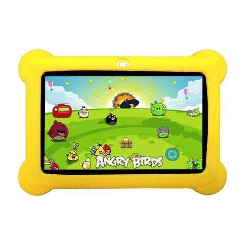 Zeepad KIDSZEEPAD-YLW Zeepad Kids Tablet - Yellow - Silicone