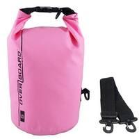 Overboard 418504 Waterproof Dry Tube Bag - 5 Litre - Pink