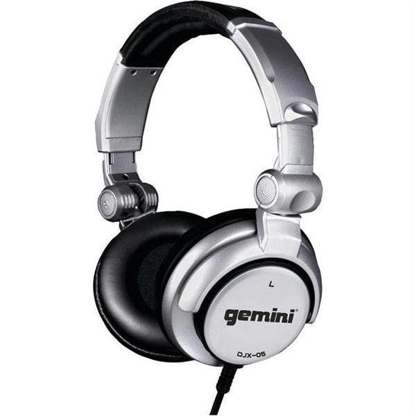 Gemini Djx-05 Professional Dj Headphones - over Ear