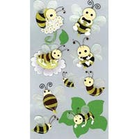 Bumblebees - Jolee's Boutique Dimensional Stickers