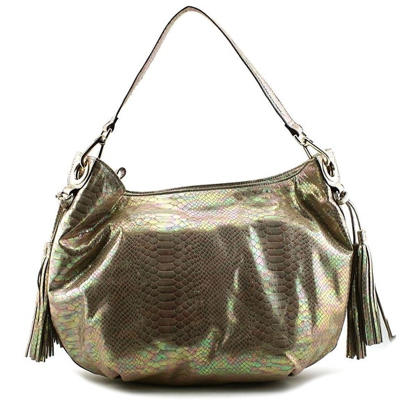 SR Squared by Sondra Roberts AC25279 Women   Synthetic  Hobo - Gold