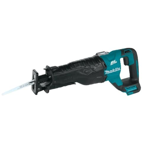Makita XRJ05Z Brushless Cordless Reciprocating Saw, 18 Volts