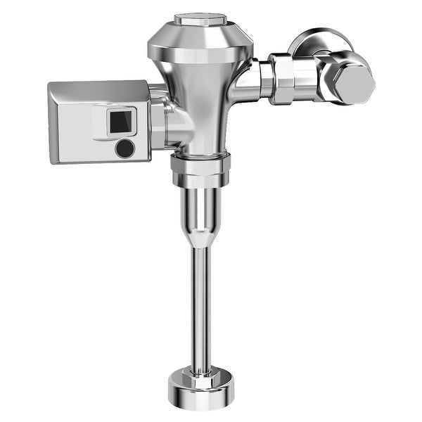 """American Standard 6145SM.051 Ultima 0.5 GPF Electronic Urinal Flushometer for 3/4"""" Top Spud with DynaClean and EvoLast"""