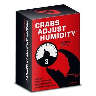 Crabs Adjust Humidity Playing Cards Vol. Three - multi
