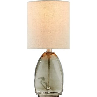 Link to Adesso Vintage Farmhouse Hammered Glass Table Lamp Similar Items in Table Lamps