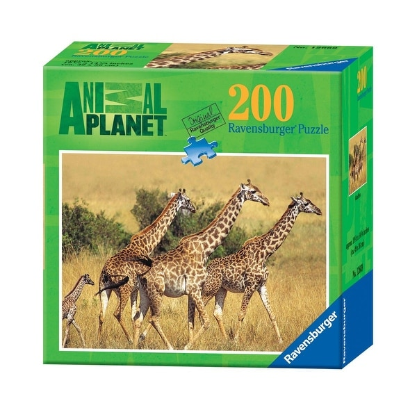 Ravensburger Animal Planet: Giraffes 200 Pieces Puzzle