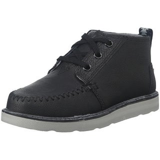 TOMs Boys' Chukka - Brown