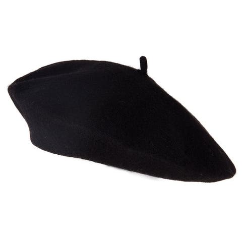 3fce728f203c4 Buy Beret Women's Hats Online at Overstock | Our Best Hats Deals