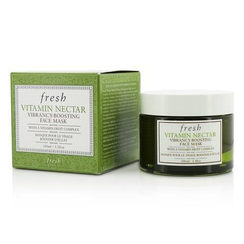 Fresh Vitamin Nectar Vibrancy-Boosting Face Mask 100Ml/3 3Oz