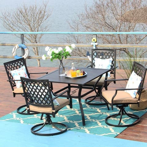 Viewmont 5-piece Outdoor Dining Set by Havenside Home