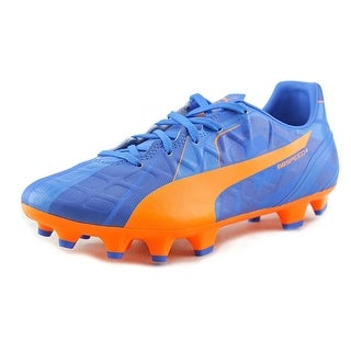 Puma evoSpeed 4 H2H FG Jr Round Toe Synthetic Cleats