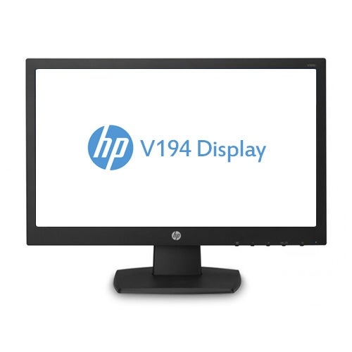"""HP V194 - LED monitor - 18.5"" (18.5"" viewable) LED Monitor"""