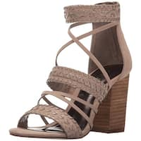 Carlos by Carlos Santana Womens java Fabric Open Toe Casual Strappy Sandals