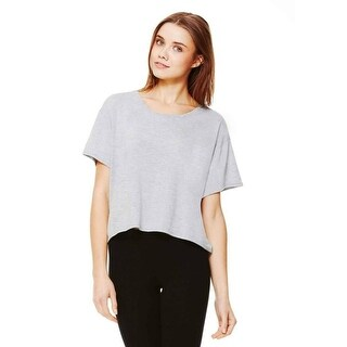 Bella + Canvas Ladies' Flowy Boxy Tee