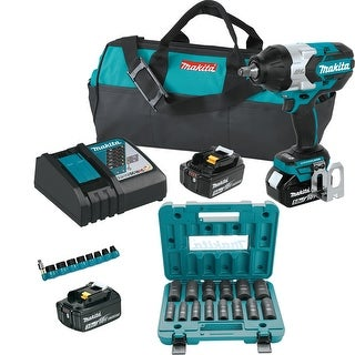 Makita 18V LXT® Li-Ion 3Pc. Combo Set