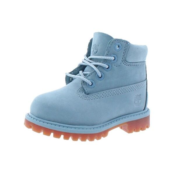 stabilna jakość nowe style buty jesienne Shop Timberland Girls 6in Premium Ankle Boots Toddler ...