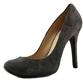 6 Taboo Y013   Round Toe Suede  Heels