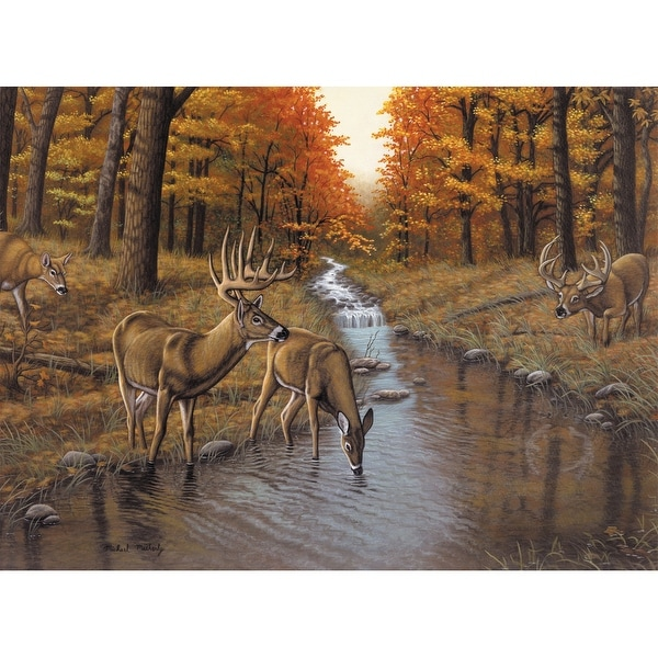 "Paint By Number Kit 15.375""X11.25""-Symond's Creek"
