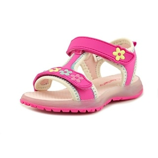 Carter's Chelsea2 Toddler Open-Toe Synthetic Pink Sport Sandal