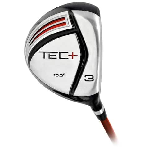 TEC Plus Low Profile 3-Wood (Men's, Right-Handed) with Headcover