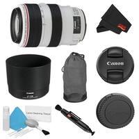 Canon EF 70-300mm f/4-5.6L IS USM Lens Bundle (Intl Model)