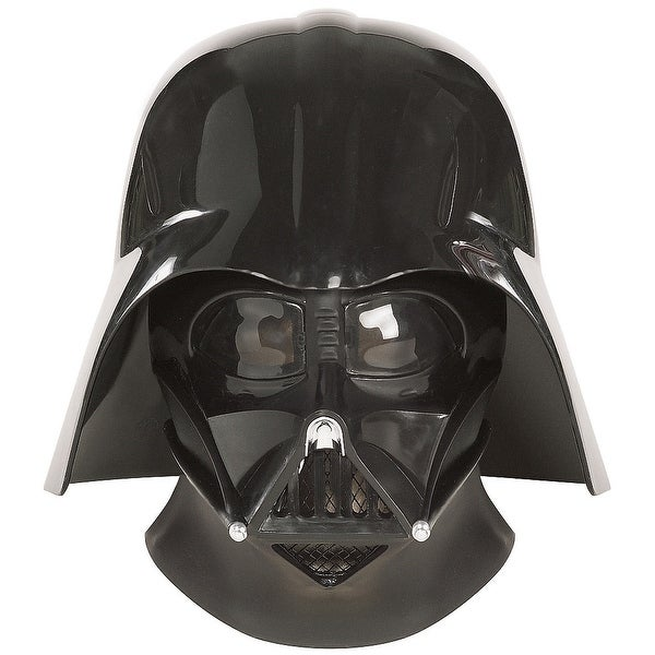 Supreme Edition Darth Vader Mask and Helmet Adult Costume Accessory