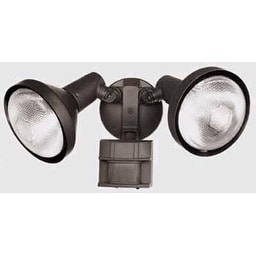 Designer's Edge L6002BR 180-Degree Security Flood Light, 150-Watt