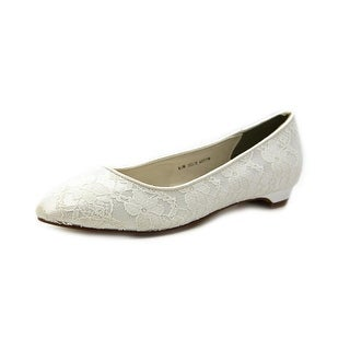 Touch Ups Yvette Round Toe Canvas Flats