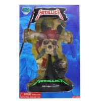 "Metallica 7"" Damaged Pirate Statue - multi"