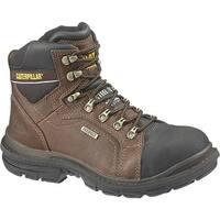 Cat P89981-11M Caterpillar Mens Manifold Waterproof Steel Toe Work Boot #11, Oak