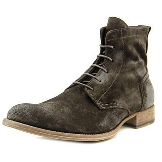 Moma Becky Round Toe Suede Chukka Boot