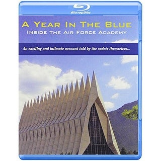 Year in the Blue: Inside the Air Force Academy [BLU-RAY]