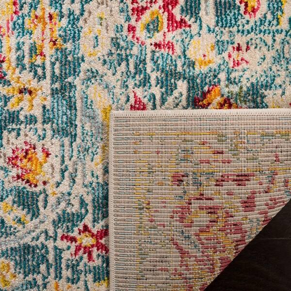Shop Safavieh Phoenix Trea Vintage Boho Oriental Rug On Sale