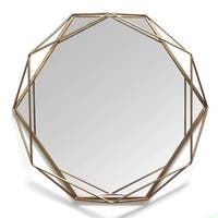 Stratton Home Decor S11541 Chloe Wall Mirror