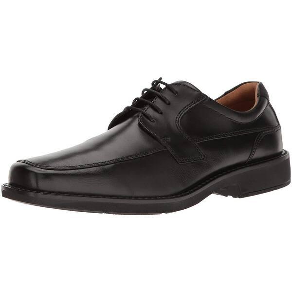 eri tavalla New York laajat lajikkeet Shop Ecco Men's Seattle Apron Toe Tie Oxford Black, 42 Eu/8 ...