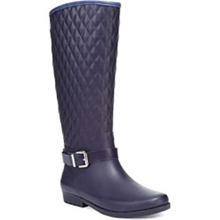 Shop Guess Women s Lulue Rain- Boot - Free Shipping On Orders Over  45 -  Overstock.com - 14524601 d384b05ea6433