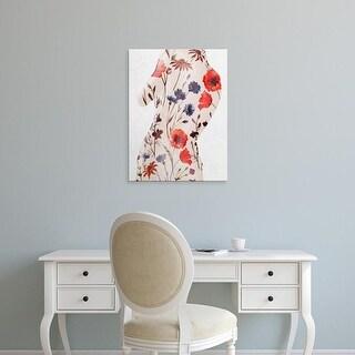 Easy Art Prints Andreas Lie's 'May' Premium Canvas Art