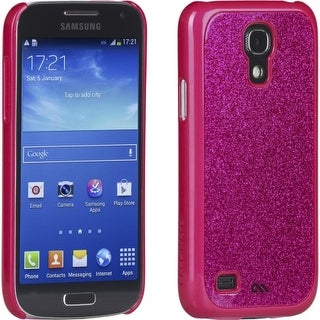 Case-Mate Glimmer Case for Samsung Galaxy S4 Mini (Pink)