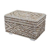 Dimond Home 163-016 Large Shell Box - n/a