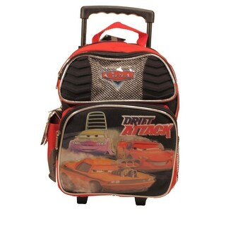 Disney Cars Drift Attack Rolling Toddler Backpack