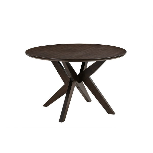 Abbyson Melania Round Dining Table. Opens flyout.