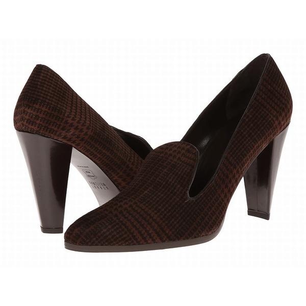 Stuart Weitzman NEW Brown Shoes Size 10.5M Pumps Classics Heels